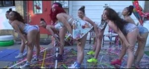 Video: Justina Valentine - Candy Land (feat. Fetty Wap)